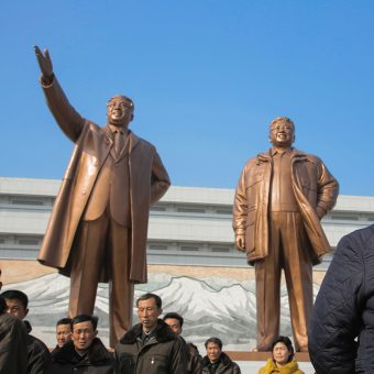 Zobacz Koreę Północną! Loty za 2218 zł!